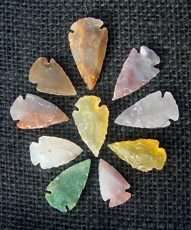 10 Specialty Arrowheads