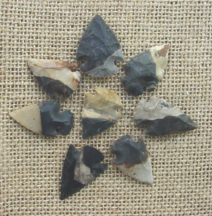 8 Specialty Arrowheads