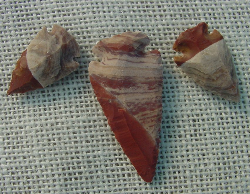 Arrowheads For Jewelry Sets