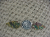 2 special arrowheads reproduction multi colored arrowheads k114