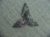 3 special arrowheads reproduction multi colored arrowheads k117