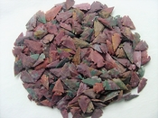 250 arrowheads stone reproduction bulk arrowheads colorful cm4