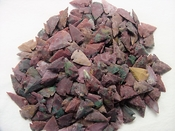 250 arrowheads stone reproduction bulk arrowheads colorful cm5