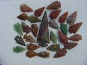 25 Reproduction arrowheads Plus 3 inch Spearhead x304