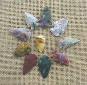 10 arrowheads reproduction specialty beautiful arrowheads ks150