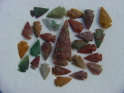25 Reproduction arrowheads Plus 3 inch Spearhead x297