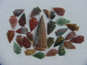 25 Reproduction arrowheads Plus 3 1/2 inch Spearhead x296