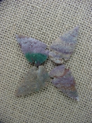 4 special arrowheads reproduction multi colored bird points k97
